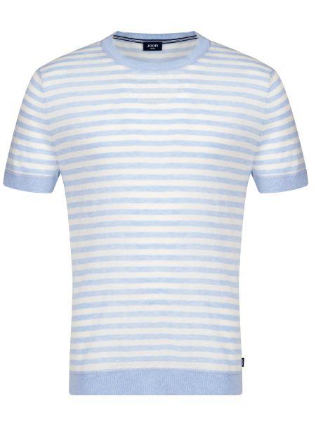 Хлопковая футболка - белая Joop!