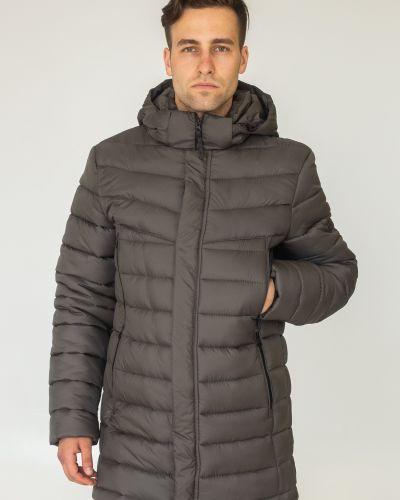 Куртка с капюшоном - серая Ugos