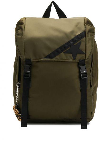 Желтый рюкзак с завязками Golden Goose