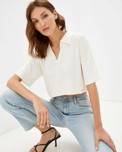 Джинсовый топ - бежевый Guess Jeans