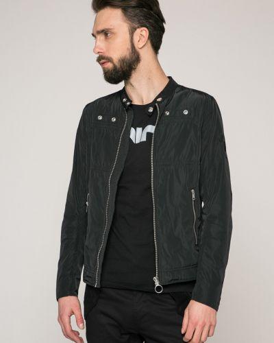 Утепленная куртка укороченная из полиэстера Diesel