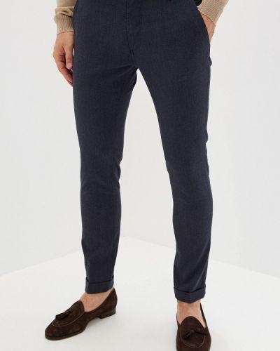 Классические брюки - серые Gaudi