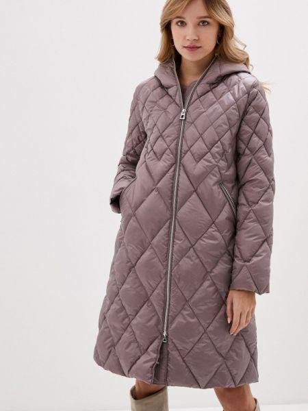 Теплая розовая утепленная куртка Aviù