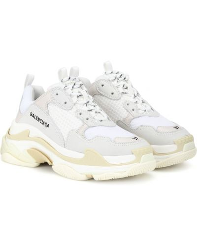 Ulica włókienniczy sneakersy Balenciaga
