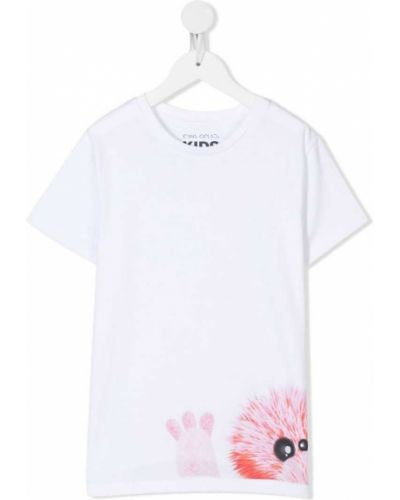 Розовая футболка Ioana Ciolacu Kids