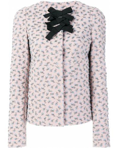 Удлиненный пиджак Rochas
