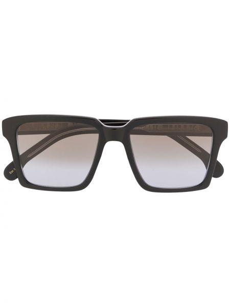 Прямые солнцезащитные очки квадратные хаки с завязками Paul Smith Eyewear
