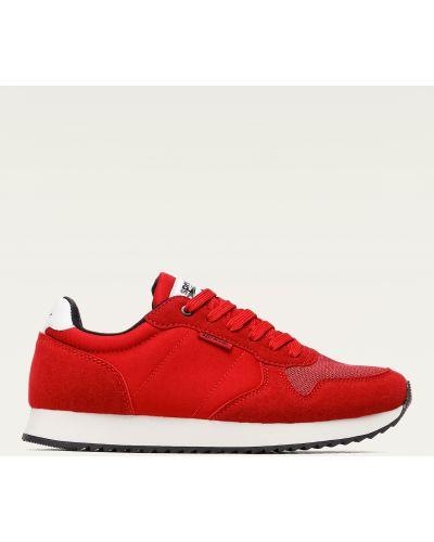 Спортивные кроссовки - красные Sprandi