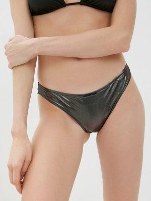 Серебряные плавки Calvin Klein Underwear