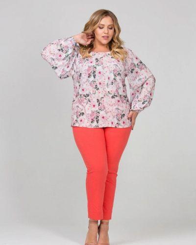 Розовая блузка Intikoma
