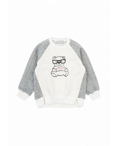 Серый свитшот Kids Couture