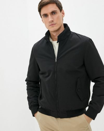 Черная зимняя куртка J. Hart & Bros
