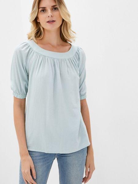 Зеленая боди-блуза весенняя блузка Nothing But Love