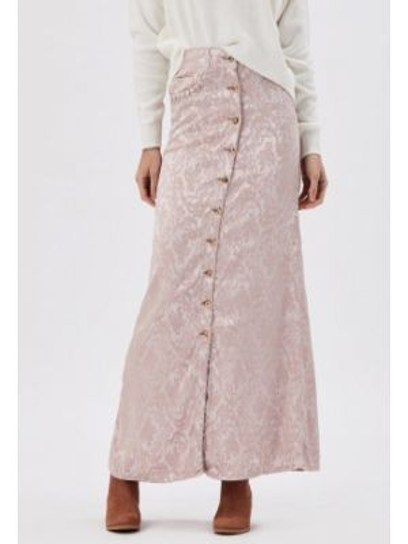 Розовая юбка D'she