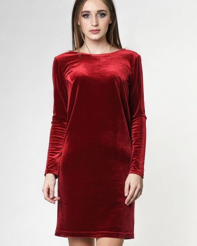 Красное вечернее платье Oks By Oksana Demchenko