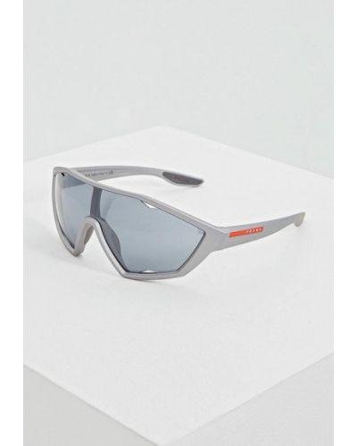 Солнцезащитные очки итальянский Prada Linea Rossa