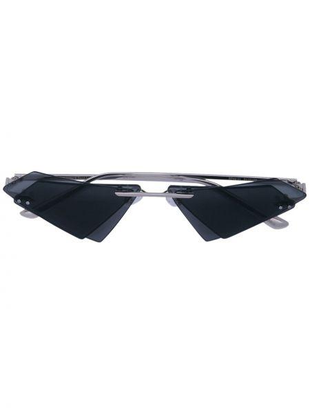 Солнцезащитные очки хаки Percy Lau