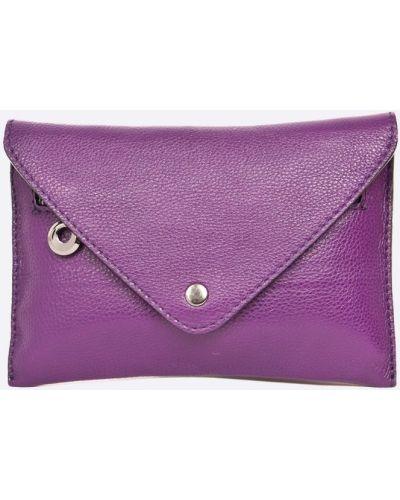 Фиолетовые очки кожаные Answear