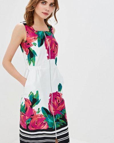 Платье прямое Kristina Kapitanaki