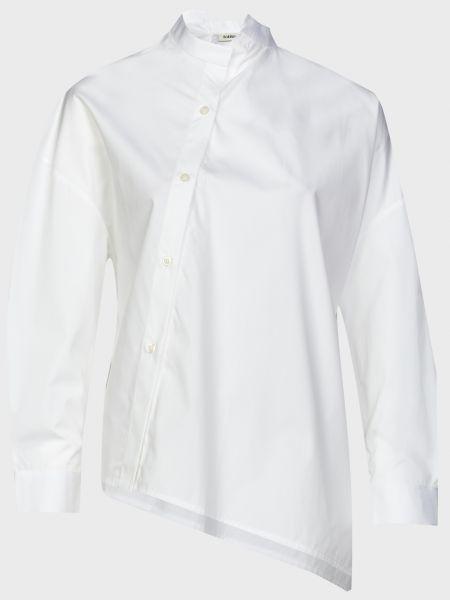 Рубашка из вискозы - белая Toteme