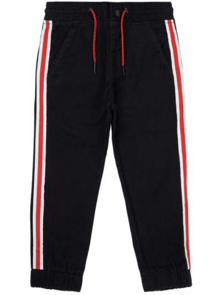 Czarne spodnie materiałowe Primigi