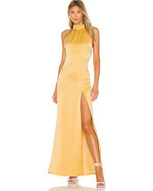 Вечернее платье на пуговицах плиссированное Nbd