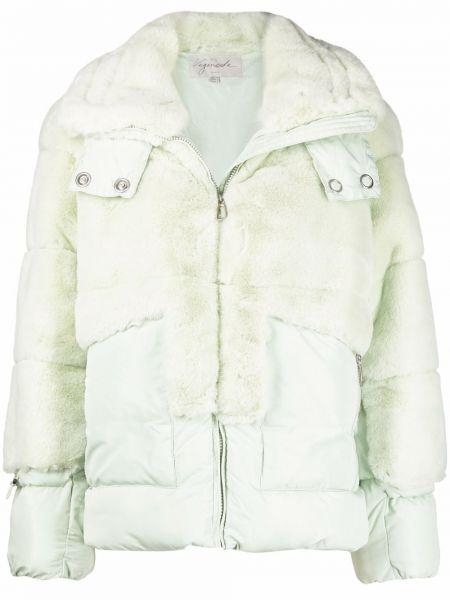 Куртка с капюшоном - зеленая Urbancode