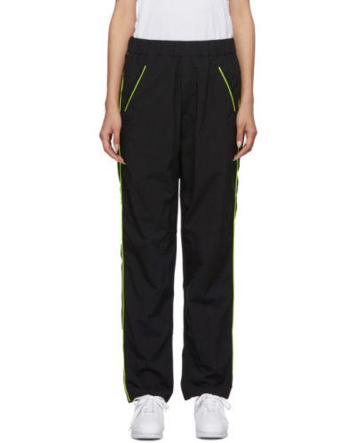 Спортивные брюки с карманами черные Kirin