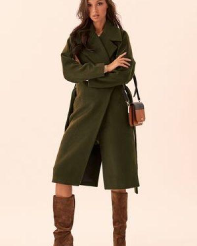 Пальто шерстяное пальто Love Republic