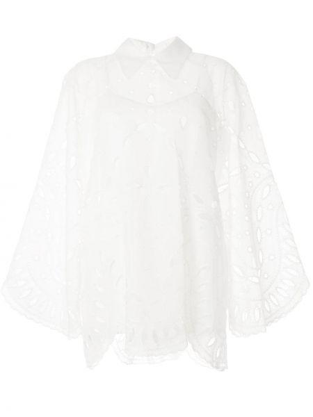 Платье мини классическое с воротником Alice Mccall