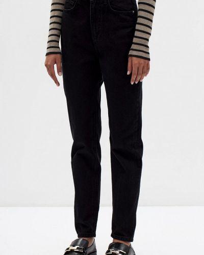Черные зимние джинсы Lime
