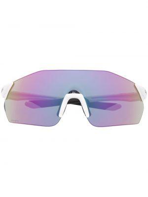 Okulary z printem - białe Smith
