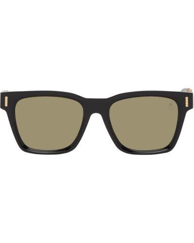 Черные очки металлические Bape