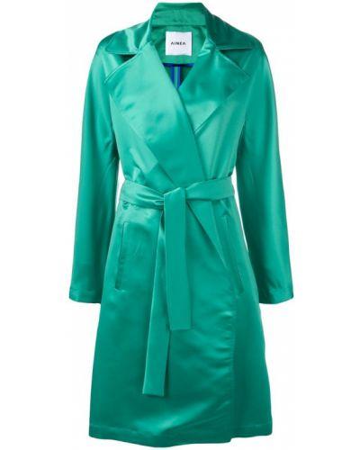Пальто с капюшоном Ainea