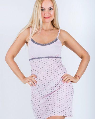 Розовая рубашка Mianagreen