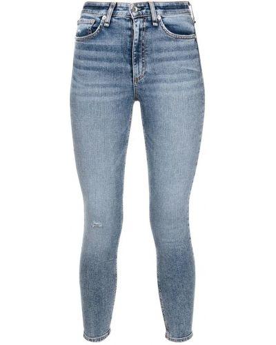 Niebieskie mom jeans Rag & Bone