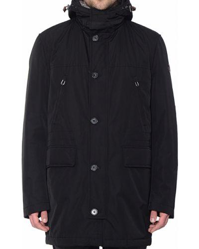 Куртка из полиэстера - черная Joop!