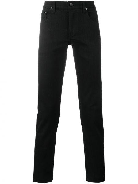 Bawełna bawełna czarny jeansy z kieszeniami Rag & Bone