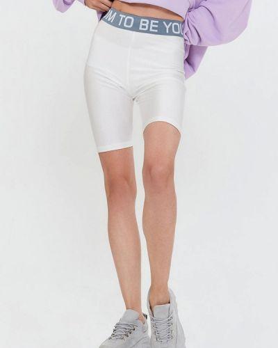 Белые спортивные шорты Jam8
