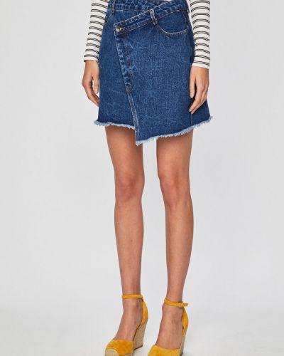 Юбка мини джинсовая карандаш Answear