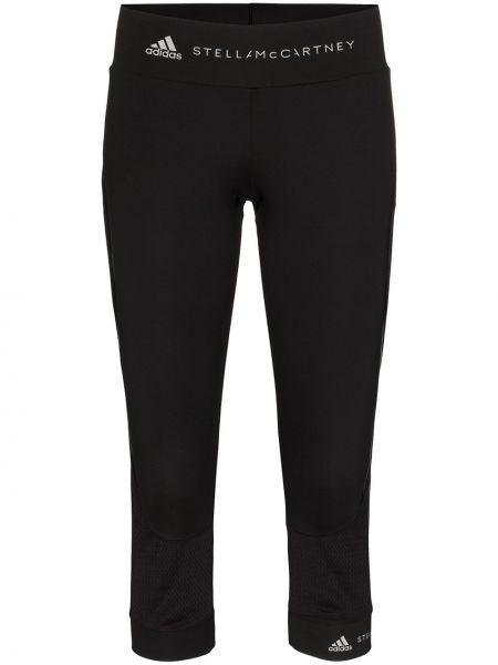 Спортивные брюки черные средний Adidas By Stella Mccartney
