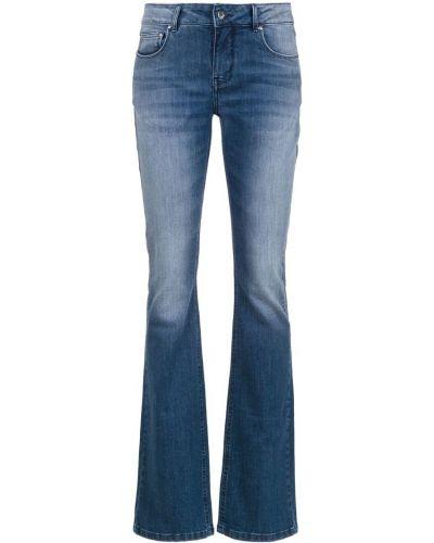 Расклешенные джинсы свободные mom Amapô