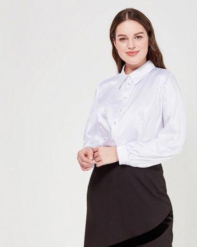 Белая блузка Kr