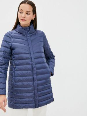 Синяя демисезонная куртка Geox