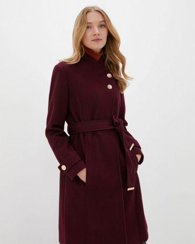 Пальто демисезонное бордовый Dorothy Perkins