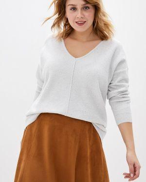 Пуловер - белый Evans