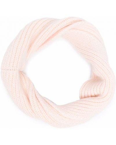 Komin wełniany - różowy Bonpoint