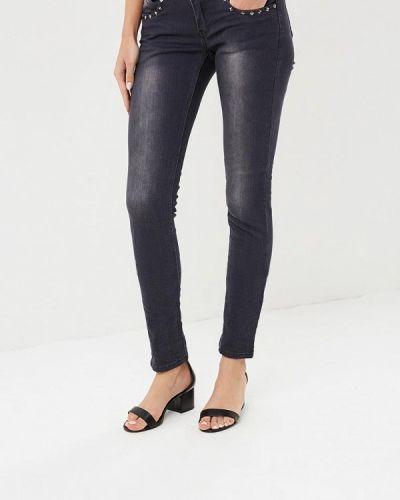 Серые джинсы-скинни Custo Barcelona
