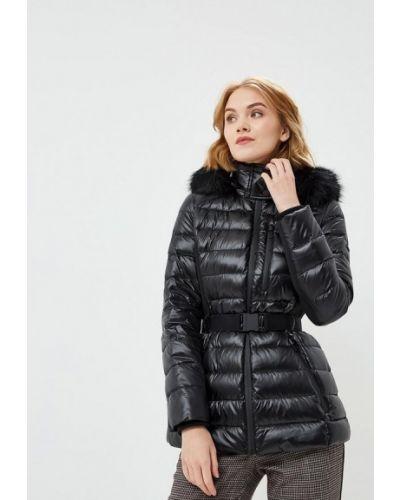 Зимняя куртка черная осенняя Karen Millen