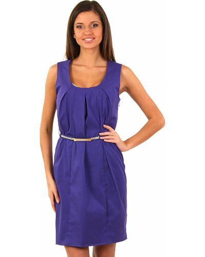 Фиолетовое платье Patrizia Pepe